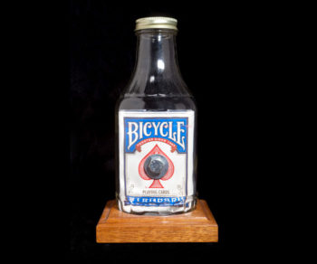 Bottle Magic Bolted