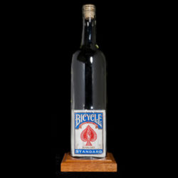 Bottle Magic Deck Merlot