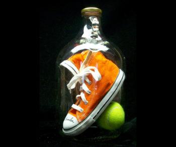 Bottle Magic Hi-Top Hijinx