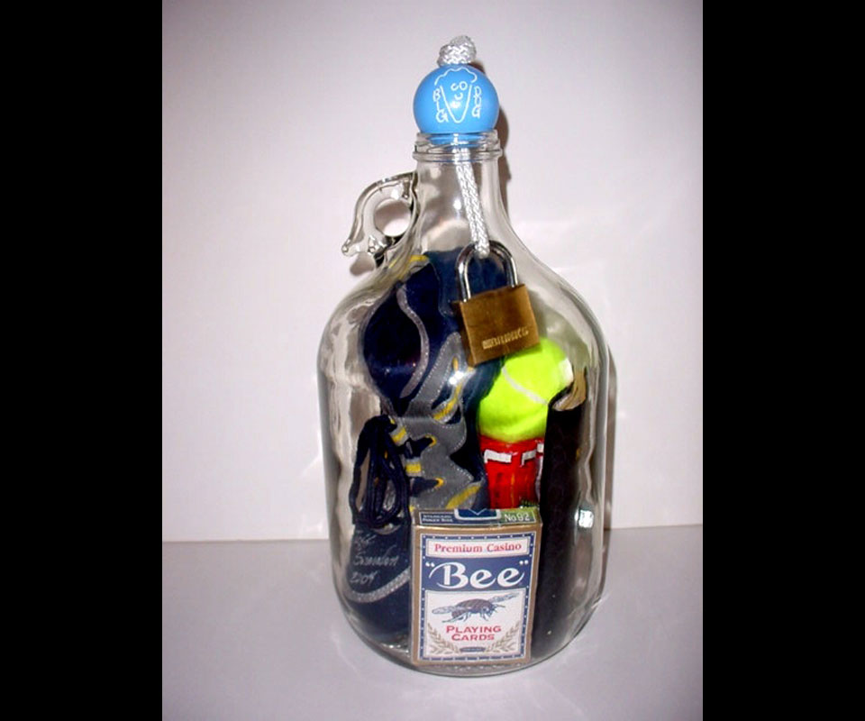 Bottle Magic Created for Jay Leno