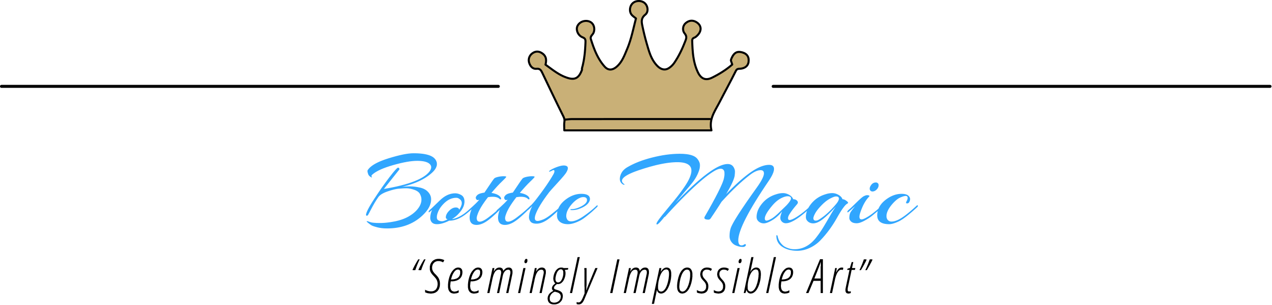 Bottle Magic Logo